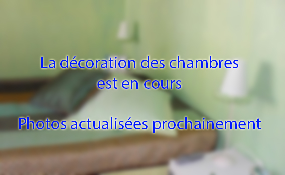Chambre Azur